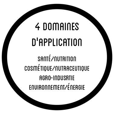 les 4 domaines d'application de la biotechnologie