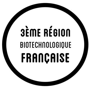 3ème région biotechnologique française
