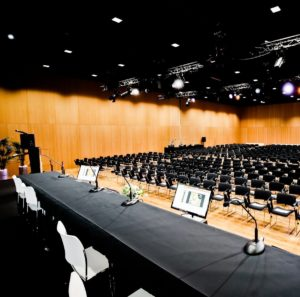 Le Carré - Room of Congress Center - Rennes