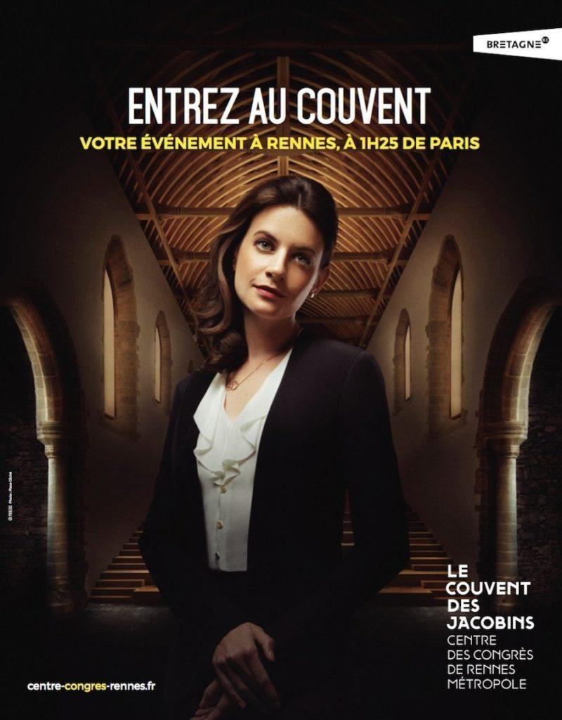 """""""Entrez au Couvent"""" - La campagne du Couvent des Jacobins à Paris"""