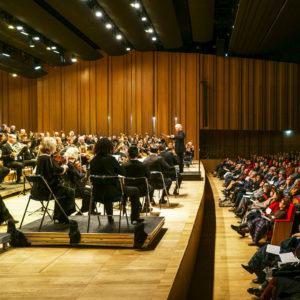 Concert - auditorium of Rennes