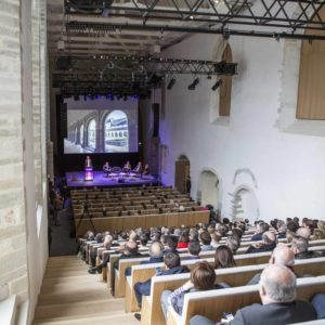 Nef - Couvent des Jacobins - Conferences