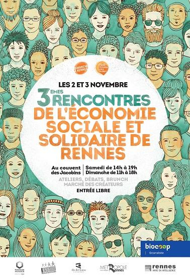 Les Rencontres de l'Économie Sociale et Solidaire 2019