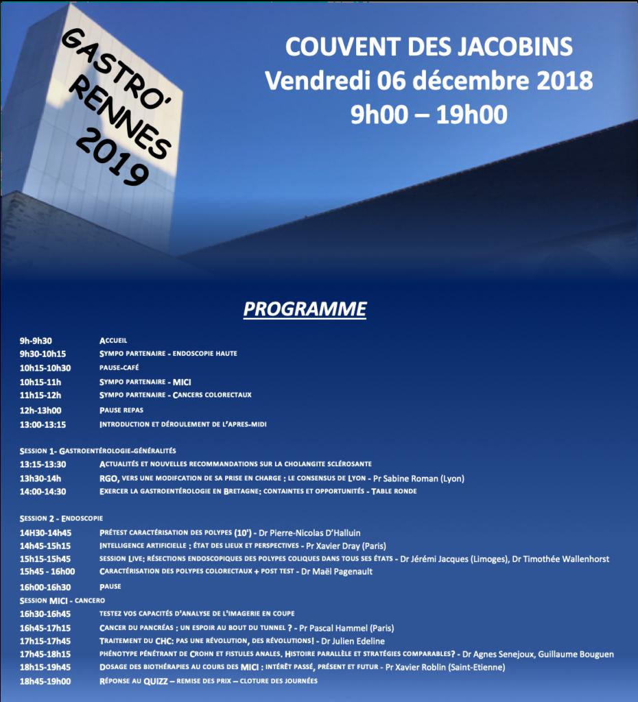 Gastro'Rennes 2019