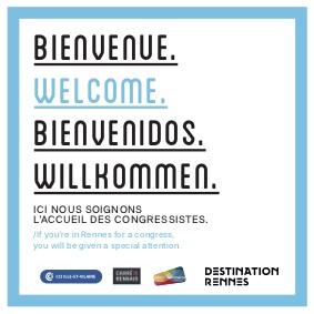 Bienvenue à Rennes