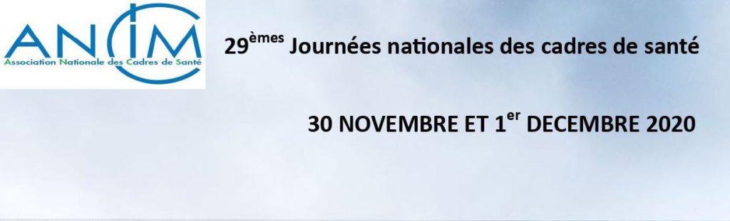 Journées Nationales des Cadres de Santé - Rennes 2020