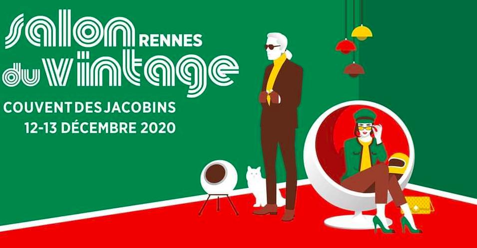 Salon du Vintage 2020 Rennes