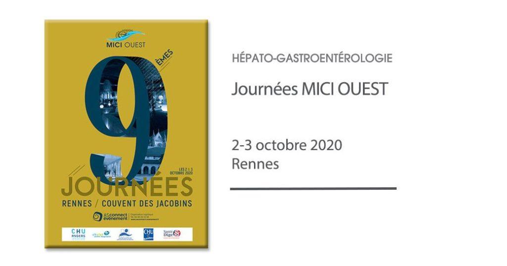 9èmes Journées MICI Ouest au Couvent des Jacobins à Rennes