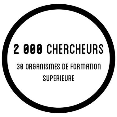 2000 chercheurs