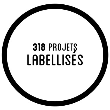 318 projets labellisés