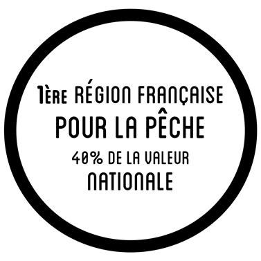 1ere région française pour la peche