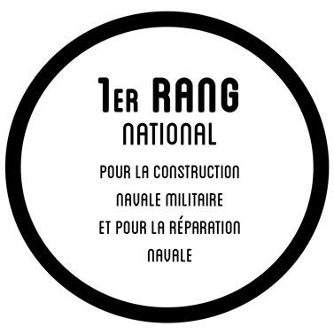 1er rang mondial pour la construction navale militaire
