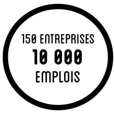 Biotechnologie: 150 entreprises et 10000 emplois
