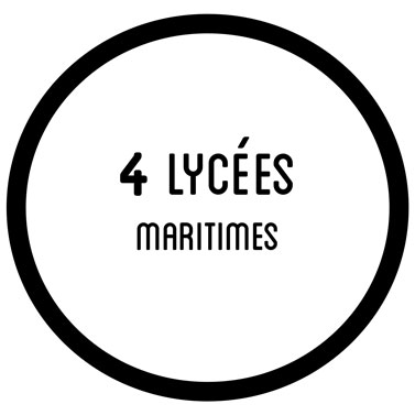 4 lycées maritimes