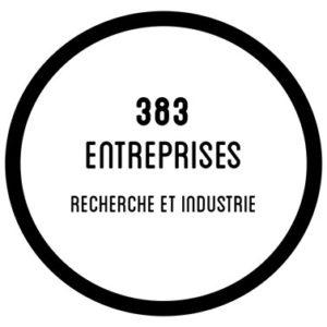 383 entreprises