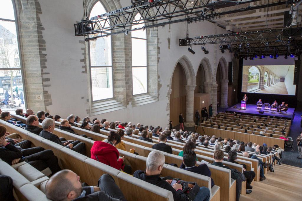 La Nef inauguration Couvent 2018