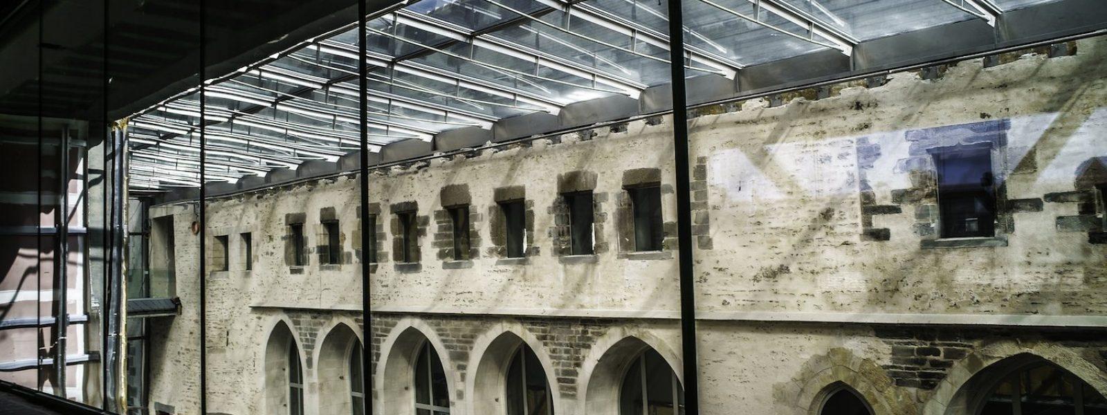 Le couvent des Jacobins à Rennes