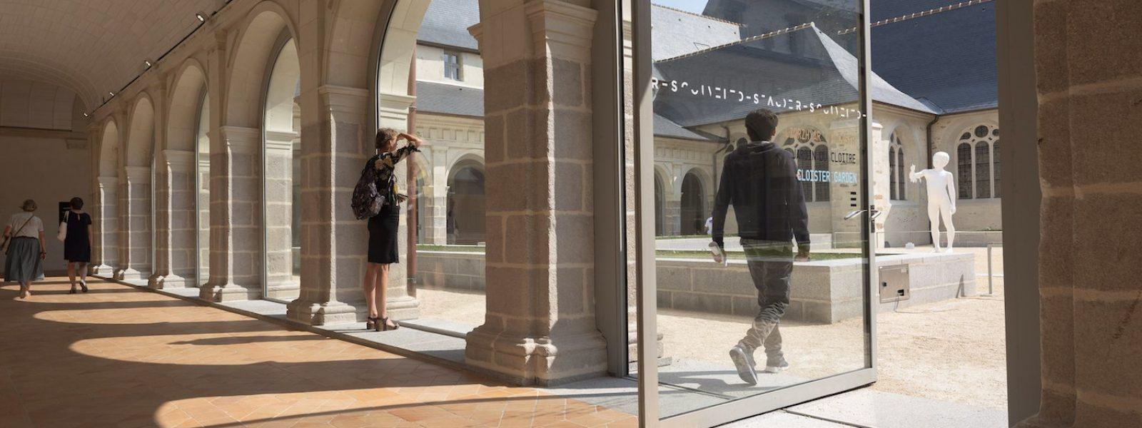 Exposition Pinault Couvent des Jacobins à Rennes