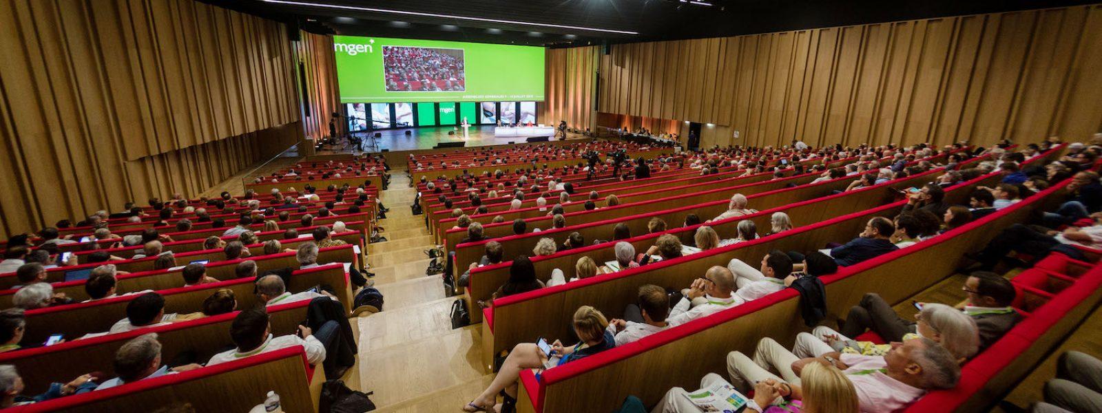 AG MGEN au Couvent des Jacobins à Rennes