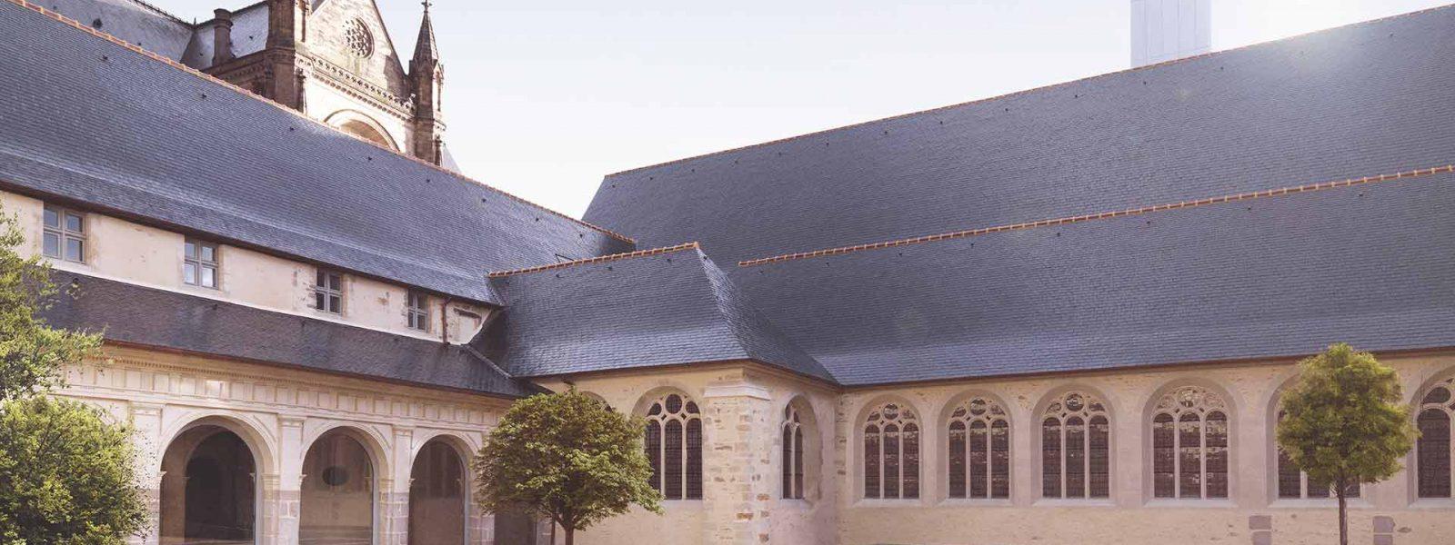 Le couvent des Jacobins - Centre des congrès à Rennes