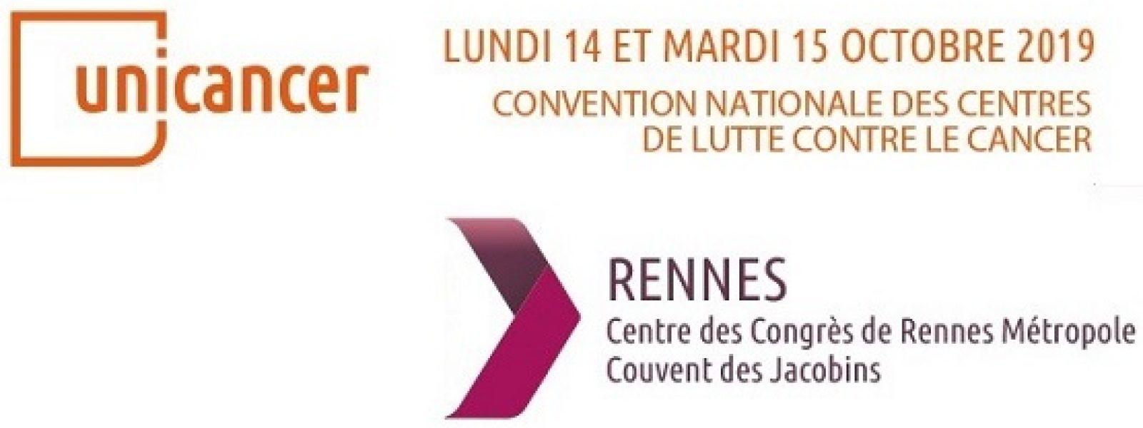 Convention nationale des Centres de lutte contre le Cancer 2019